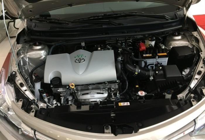 động cơ Toyota Vios