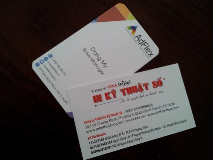 Mẫu card visit design