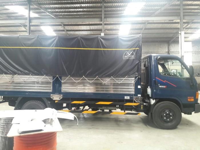 Mua bán xe tải HD120s 8.5 tấn thùng dài 6m