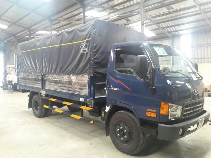 Ưu điểm vượt trội của xe tải HD120s 8.5 tấn thùng dài 6m