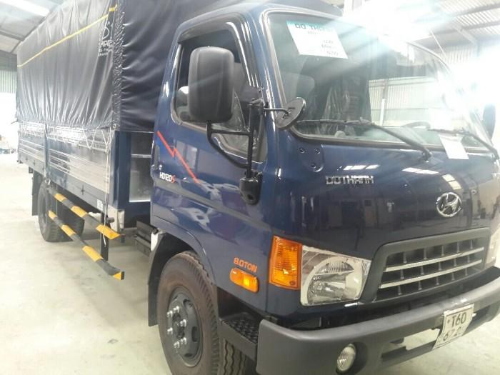 Lý do bạn nên sở hữu Xe Tải 8.5 Tấn Hyundai HD120SL thùng 6m