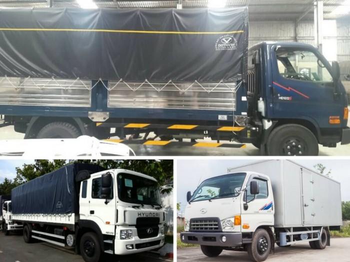 Chọn mua xe tải 8.5 tấn