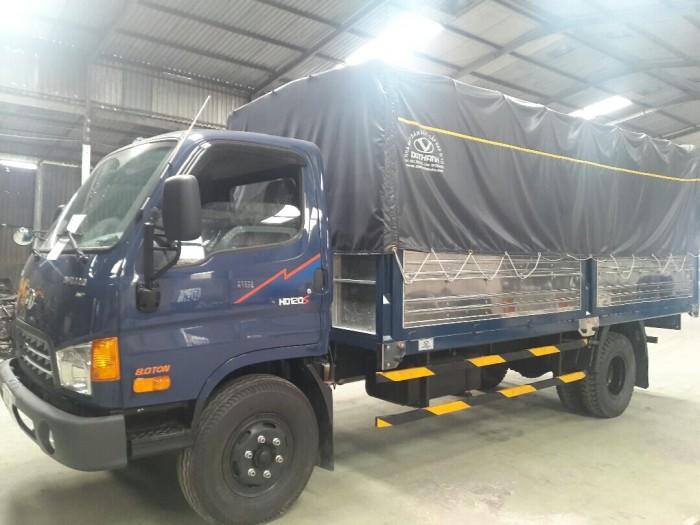 Ưu nhược điểm xe tải Hyundai HD120s 8.5 tấn thùng dài 6m