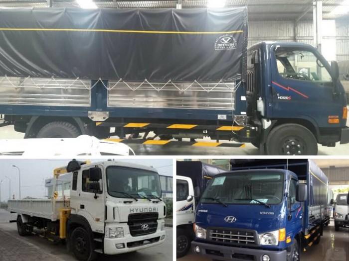 So sánh giá xe tải 8.5 tấn