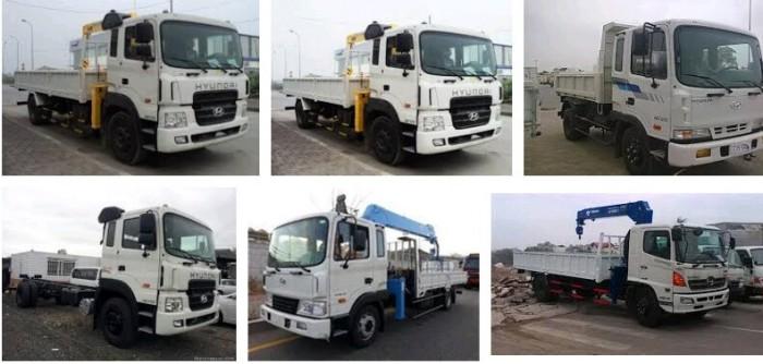 Xe tải 8.5 tấn Hyundai HD170