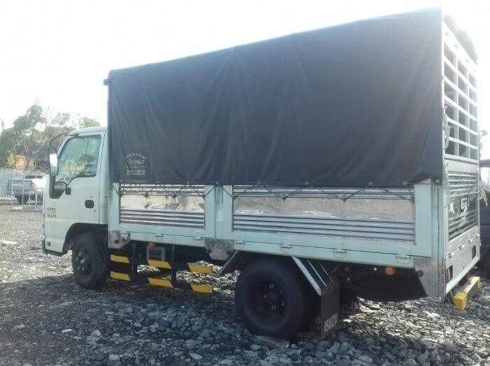so sánh xe tải Isuzu 1.9 tấn