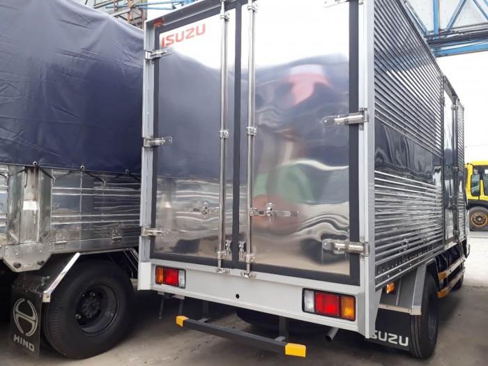 mua xe tải Isuzu 1.9 tấn thùng kín
