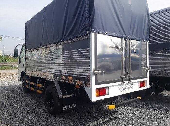 Mua Xe tải isuzu 1.9 tấn thùng mui bạt