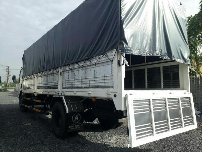 thùng mui bạt Xe tải isuzu 1.9 tấn