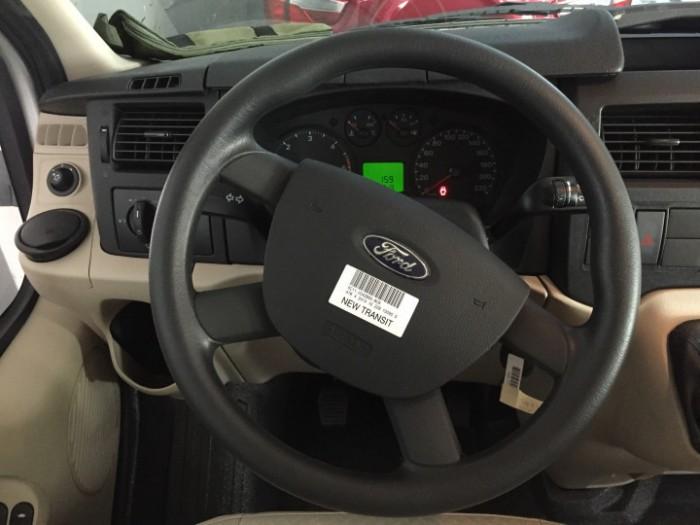 vô lăng Ford Transit 16 chỗ