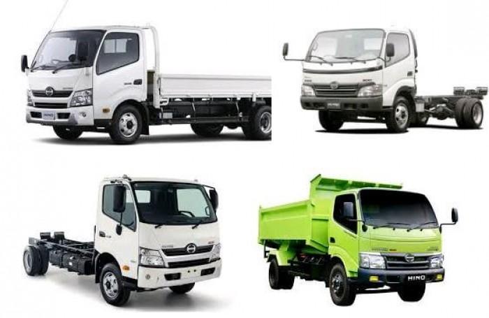 Xe tải hạng nhẹ nhập khẩu HINO 300 DUTRO LDT