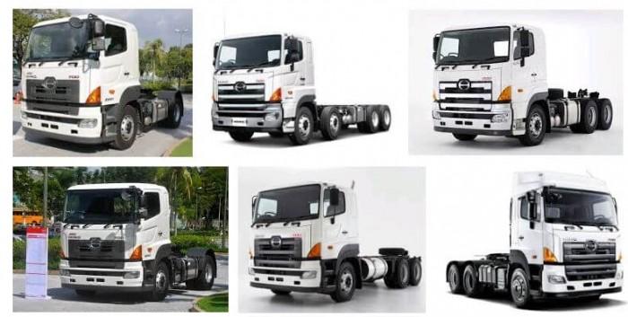 Xe tải hạng nặng HINO 700 SERIES (HDT)