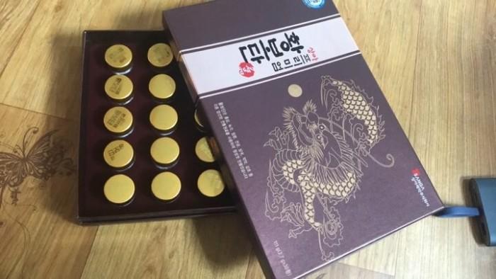 Hồng sâm Hàn Quốc - Thực phẩm hỗ trợ sức khỏe số 1