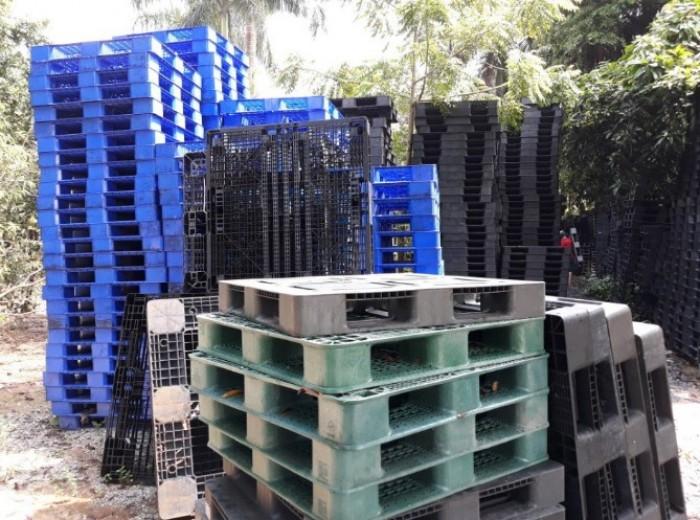 Mua bán pallet nhựa tại Bình Dương giá rẻ