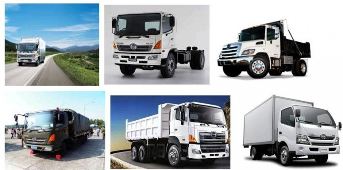 mua bán xe tải hino