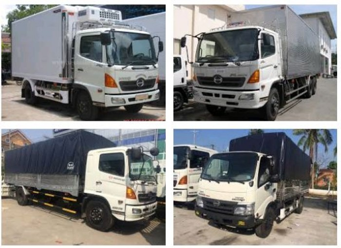 Xe tải Hino 3.5 tấn có gì đặc điểm gì nổi bật?