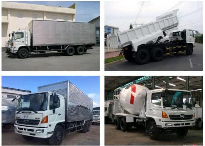 Tìm hiểu lịch sử thương hiệu Hino: xe tải Hino của nước nào?