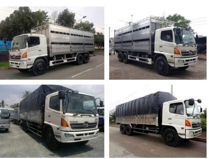 Đánh giá chi tiết xe tải Hino 15 tấn trước khi mua