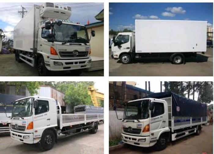 Chia sẻ kinh nghiệm mua xe tải Hino cũ chất lượng