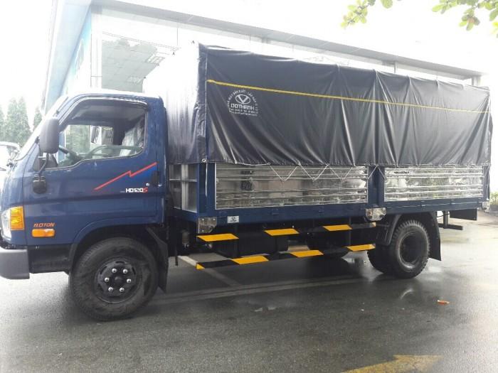 Người dùng nhận xét xe tải Hyundai HD120sl: dòng xe nâng tải 8 tấn nổi bật trong phân khúc