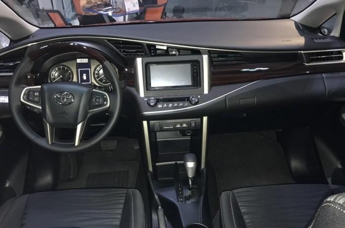 Đánh giá nội thất Toyota Innova