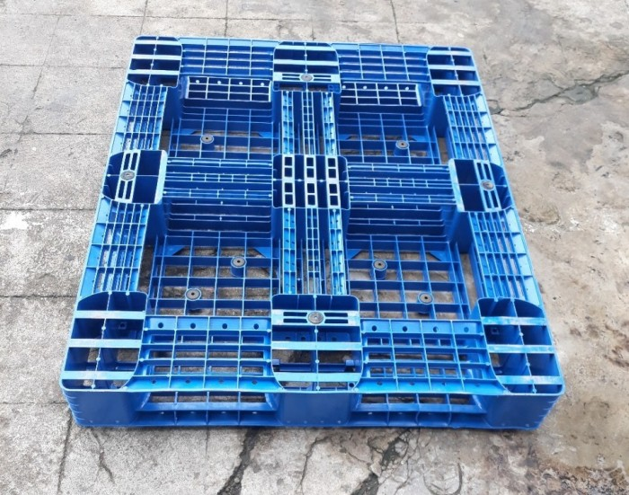 Tư vấn chọn mua pallet nhựa cũ tại Đà Nẵng