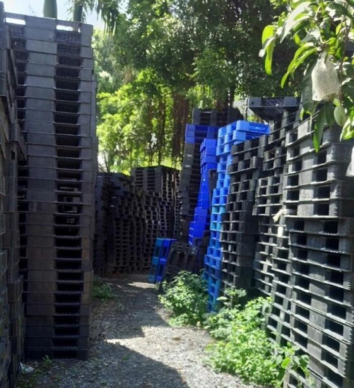 Tiêu chí lựa chọn Pallet nhựa thanh lý tại Đà Nẵng