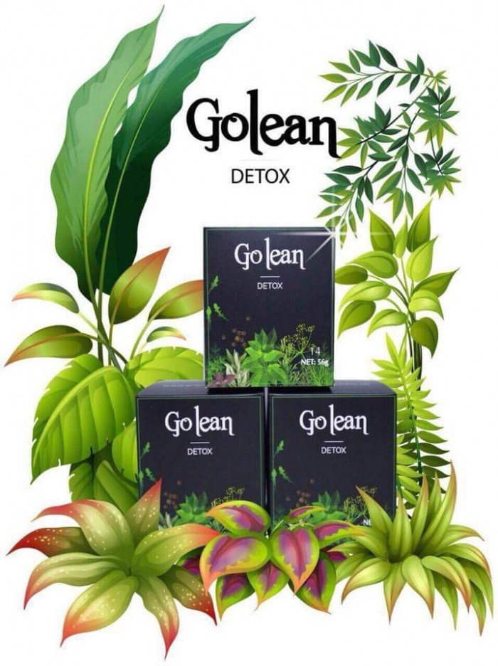 trà giảm cân Golean