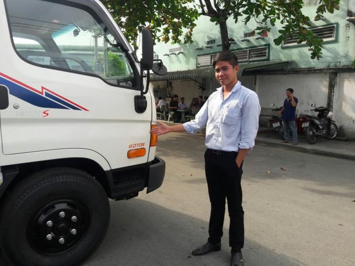 Những vấn đề cần lưu ý khi mua xe tải trả góp