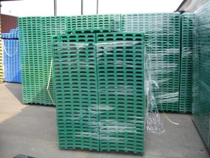 Địa điểm mua Pallet nhựa lót sàn tại Bắc Giang
