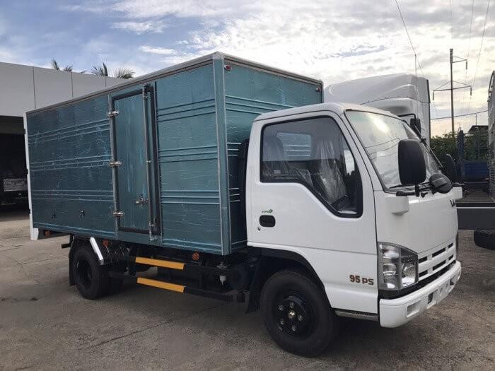 Mua xe tải Isuzu VM 3t49 trả góp