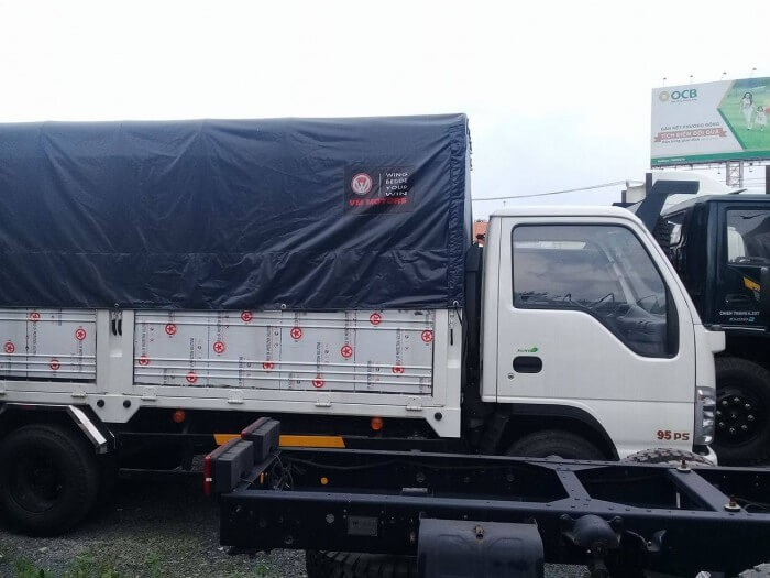 Tư vấn mua xe tải Isuzu VM 3t49 trả góp