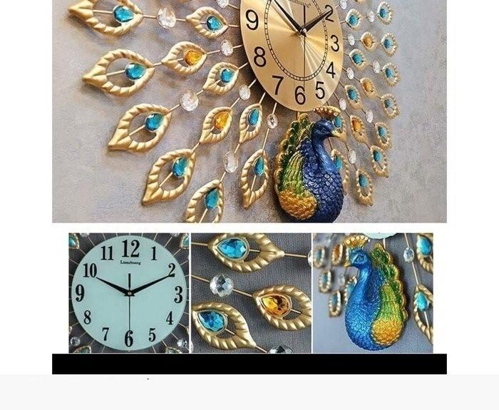 Bí quyết chọn đồng hồ treo tường trang trí nội thất cho từng không gia nhà bạn