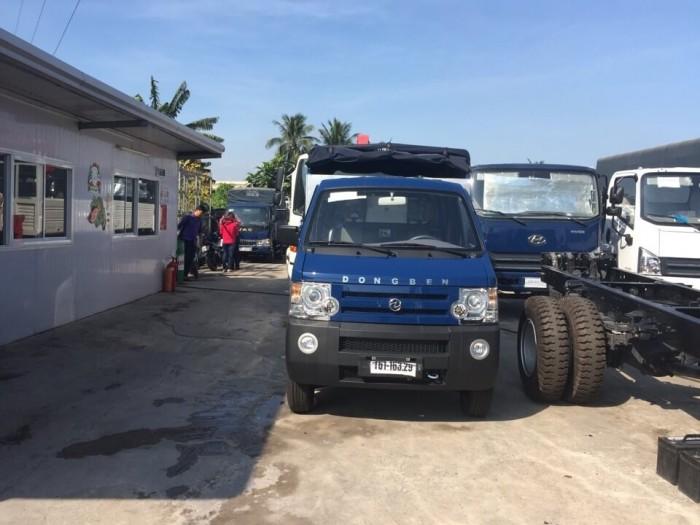 Mua xe tải trả góp tại Vũng Tàu