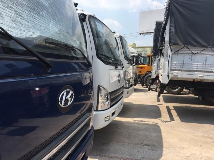 ưu nhược điểm khi mua xe tải trả góp tại Vũng Tàu