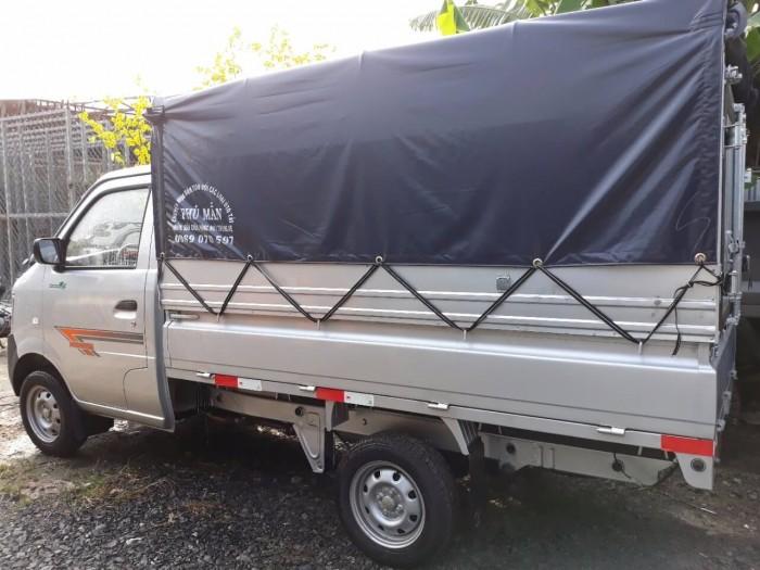 xe tải donben thùng mui bạt 810kg