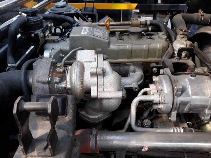 Đánh giá xe Dongben 810kg về động cơ