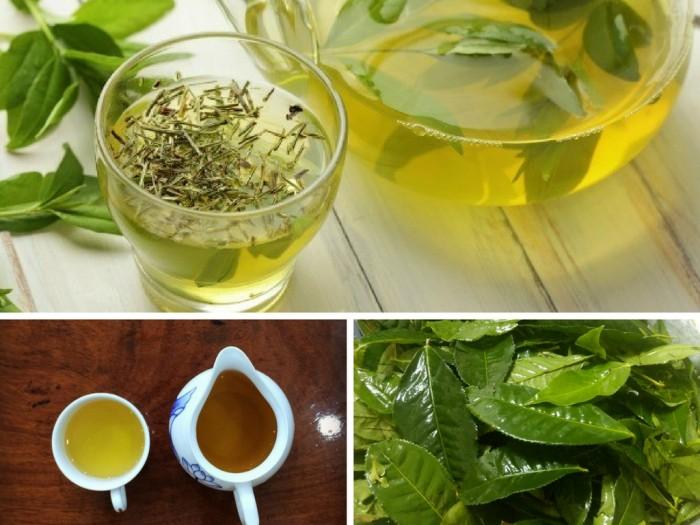 Trà xanh – Loại trà giảm cân an toàn và phổ biến nhất