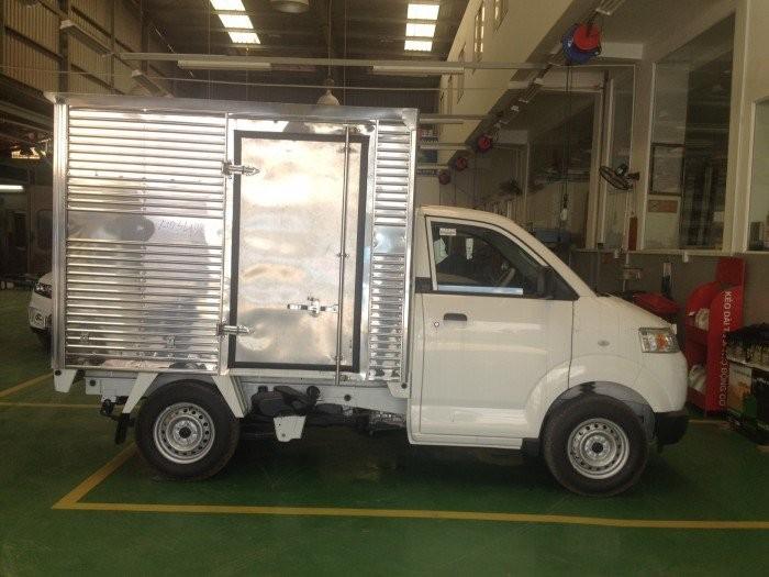 Đánh giá xe tải Suzuki Carry Pro
