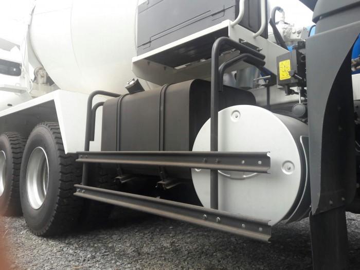 Nội thất xe tải HD99 thùng mui bạt