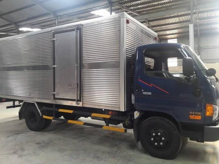 xe tải HD99 thùng kín