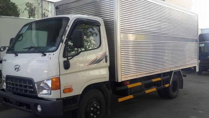 báo giá xe tải HD99 thùng kín