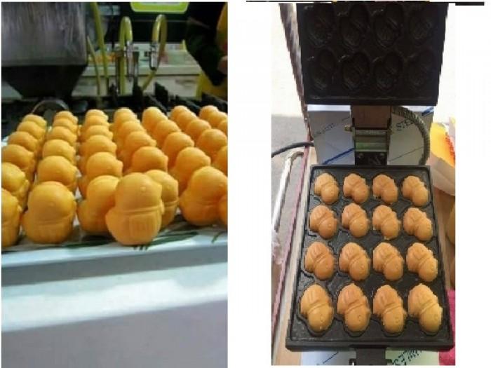 Kinh nghiệm chọn mua máy làm bánh hình thú chất lượng