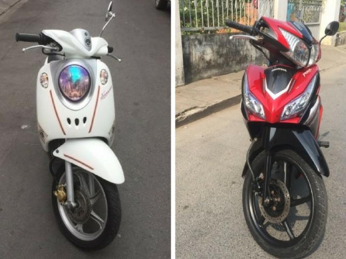 Kinh nghiệm chọn mua xe máy cũ giá rẻ cho sinh viên