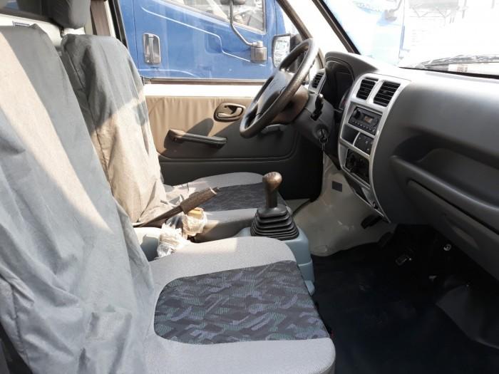 nội thất Xe tải Veam Star 760kg