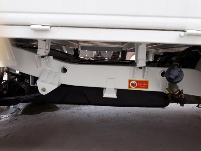 cấu tạo xe tải Veam Star 760kg