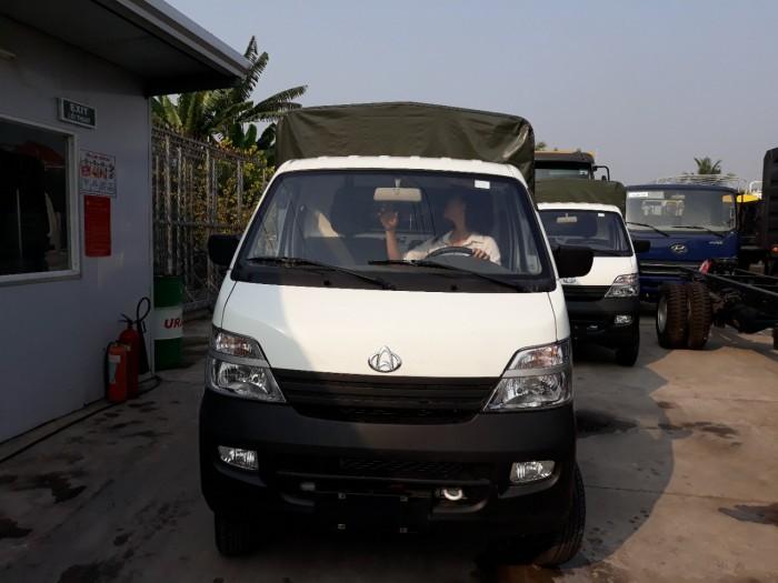Thiết kế ngoại thất xe tải nhỏ Veam Star 760kg thùng lửng