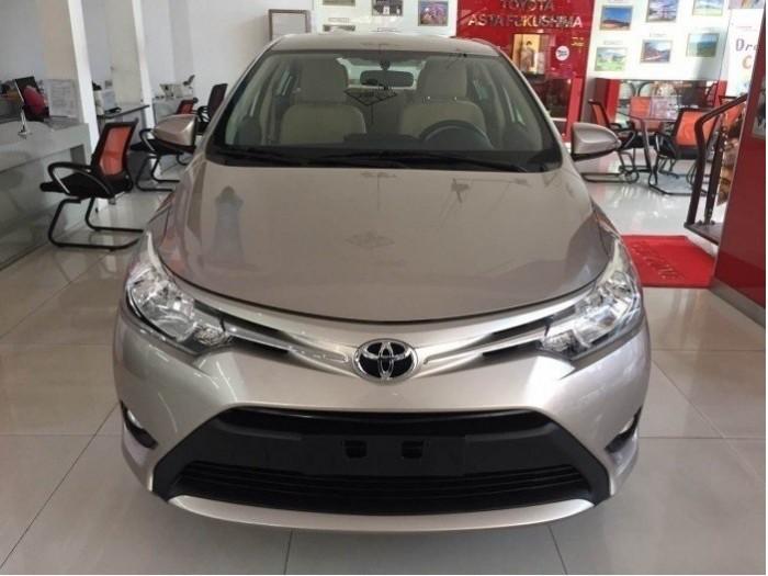 Đánh giá xe Toyota Vios số sàn 2018 mới nhất