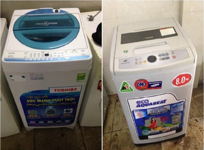 Top 10 máy giặt cũ giá rẻ tại TPHCM nên mua