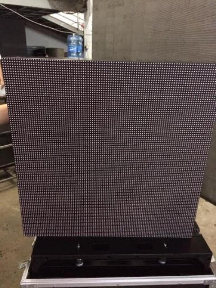 Một tấm module màn hình Led P3 trong thực tế